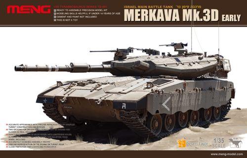 "Merkava Mk. 3D ""Early"" 1/35"