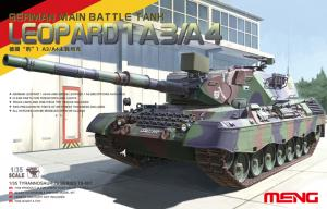 Leopard 1 A3/A4 1/35