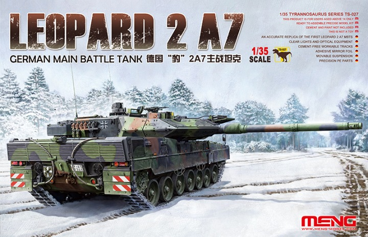 LEOPARD 2A7 1/35