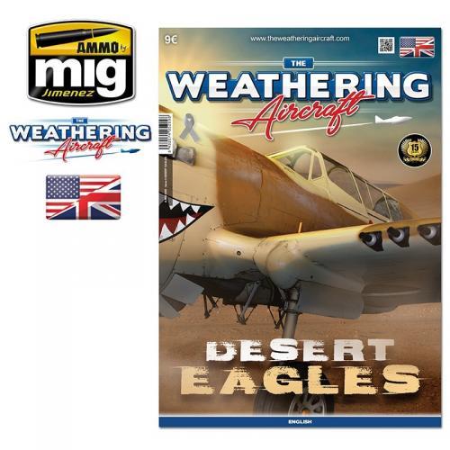 ISSUE 9 DESERT EAGLES (English)