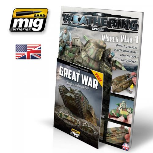 The Weathering Magazine Special - World War I English