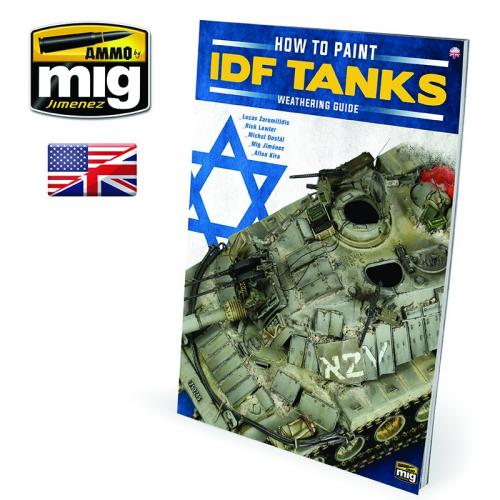 TWMS - HOW TO PAINT IDF TANKS - WEATHERING GUIDE (English)