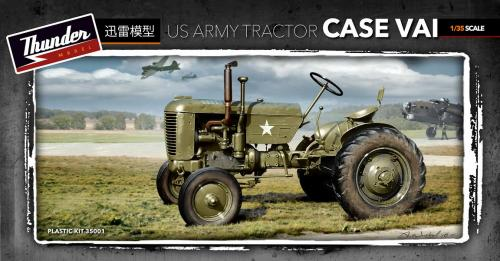 US Army Tractor 1/35