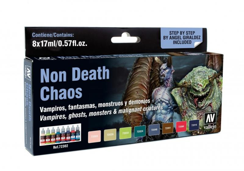Non Death Chaos (x8)