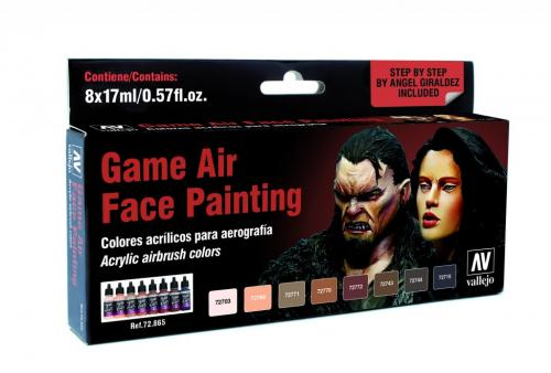 Vallejo - Game Air Face Painting