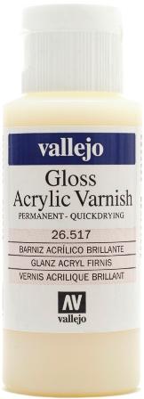Gloss Varnish akryl 60 ml