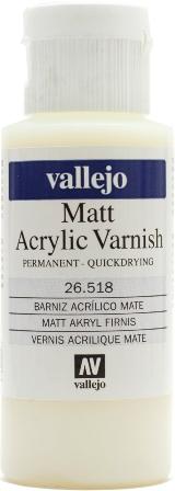 Matt Varnish akryl 60 ml