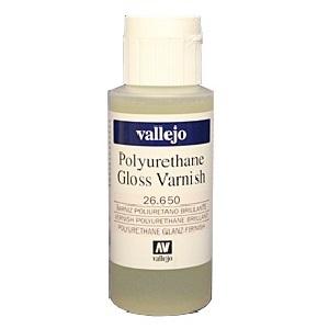Polyurethane Gloss Varnish 60ml