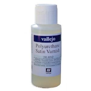 Polyurethane Satin Varnish 60ml