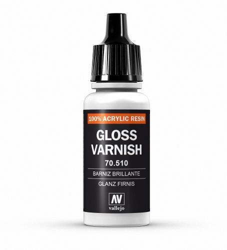 Gloss Varnish akryl 17 ml