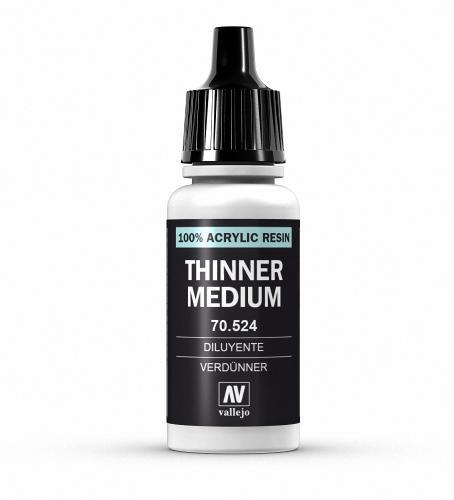 Thinner Medium Akryl 17 ml