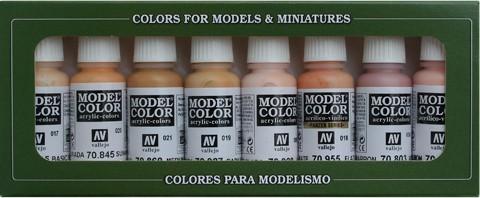Skintones Colors
