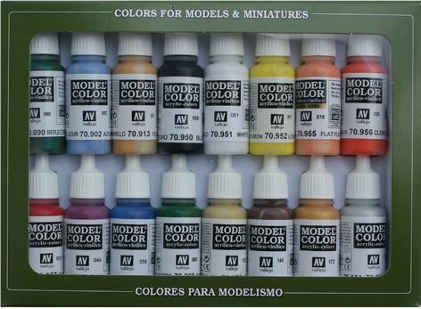 Basic Colors U.S.A.
