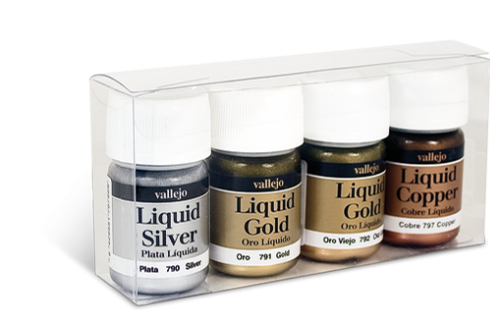 Liquid Gold Set