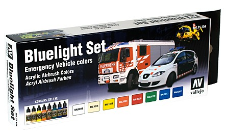 Bluelight Set (X8)