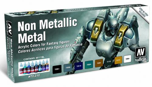 Non Metallic Metal (x8)