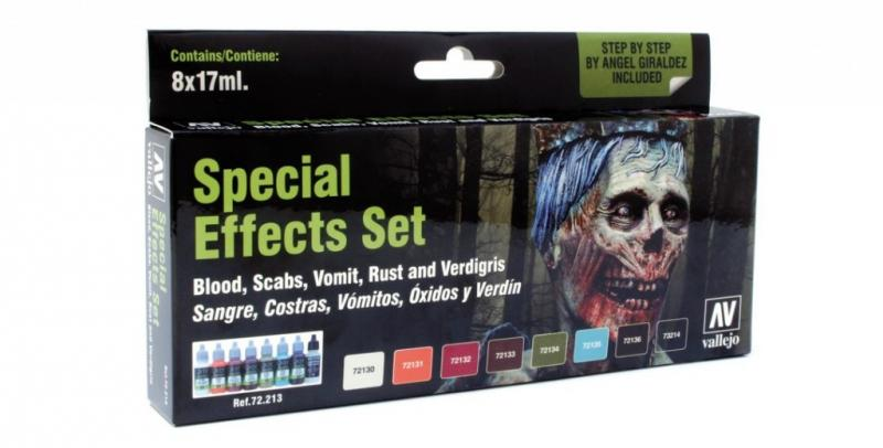 Special Effects (x8)