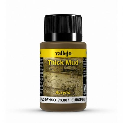 European Thick Mud