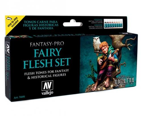 Fairy Flesh Set (x8)