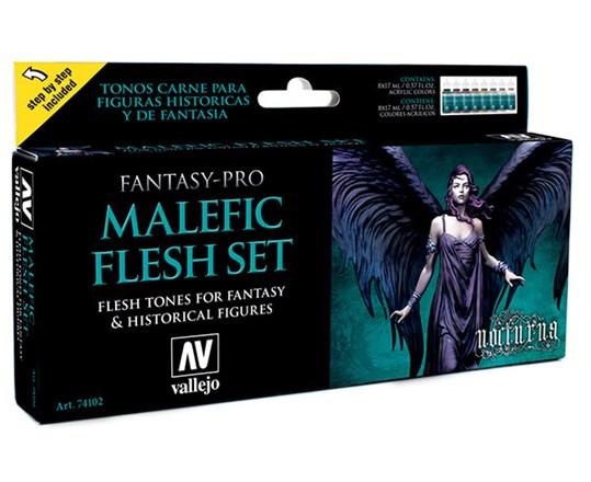 Malefic Flesh Set (x8)