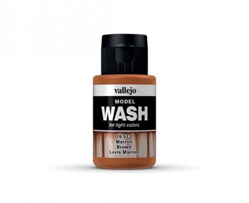 Vallejo Model Wash - Brown