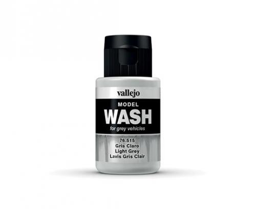 Vallejo Model Wash - Light Grey