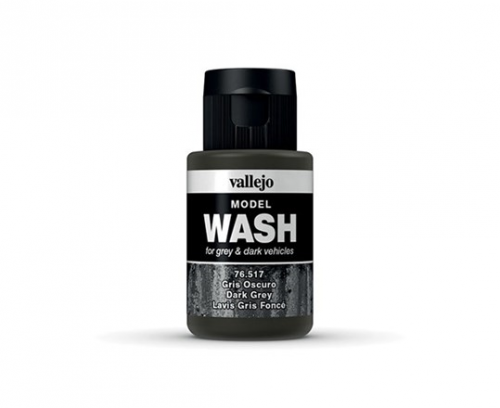Vallejo Model Wash - Dark Grey