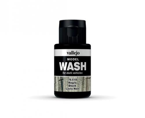 Vallejo Model Wash - Black