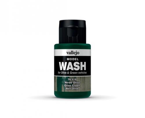 Vallejo Model Wash - Olive Green
