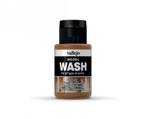 Vallejo Model Wash - European Dust