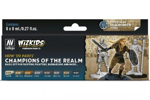 WIZKIDS CHAMPIONS AF THE REALM