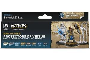 WIZKIDS PROTECTORS OF VIRTUE