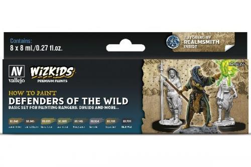 WIZKIDS DEFENDERS OF THE WILD