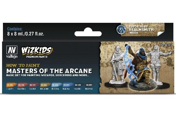 WIZKIDS MASTERS AF THE ARCANE