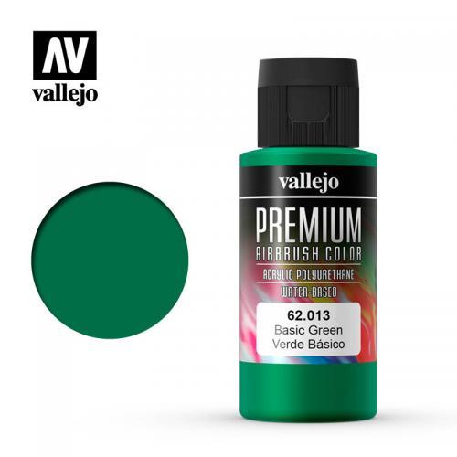 Basic Green - Premium 60ml.