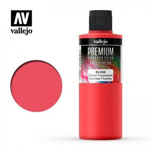 Scarlet Fluo, Premium 200ml
