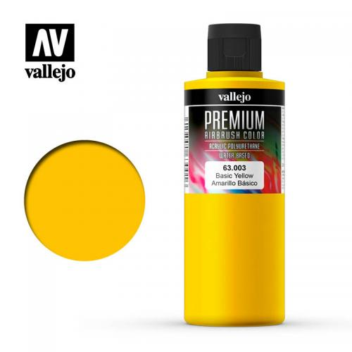Basic Yellow, Premium 200ml