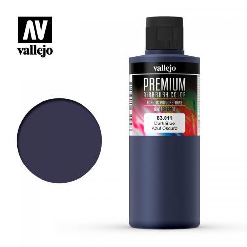 Dark Blue, Premium 200ml