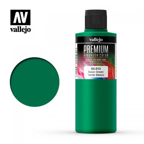 Basic Green, Premium 200ml