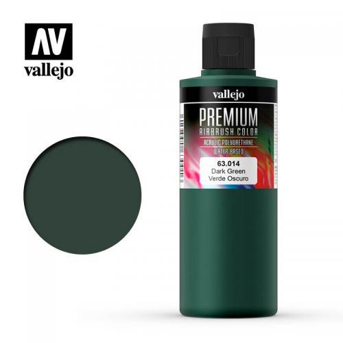 Dark Green, Premium 200ml