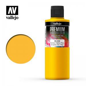 Golden Yellow Fluo, Premium 200ml