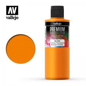 Orange Fluo, Premium 200ml