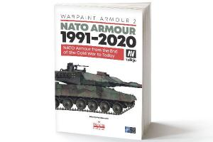 WARPAINT ARMOUR 2, NATO ARMOUR 1991-2020 BOOK