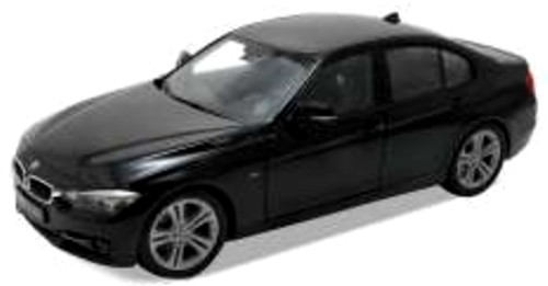 2010 BMW 335i *Premium Collection*, black 1/18