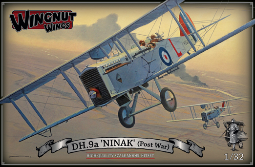 DH.9a Ninak Post War 1/32