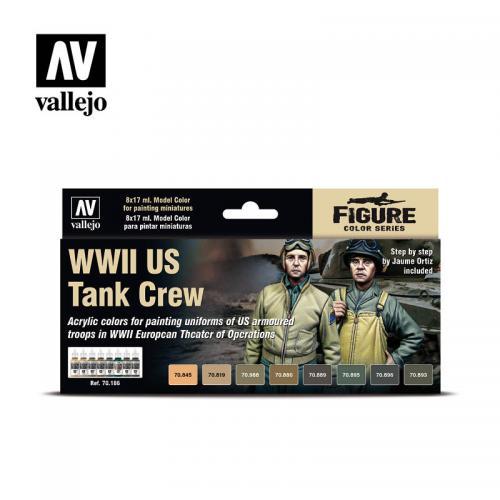 WWII US Tank Crew