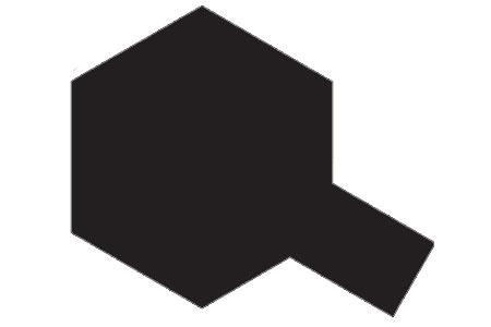 X-18 Semi Gloss Black