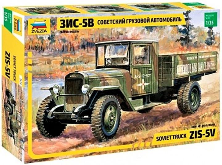 ZIS-5B Soviet Truck 1/35