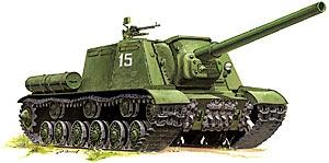 ISU-122 1/35
