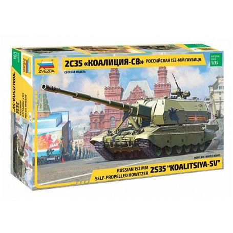 Koalitsiya-SV Russian S.P.G. 1/35